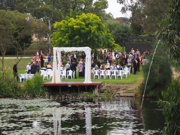 For Those Looking To Book A Garden Wedding In Geelong Call Blue Wren Park And Inspect Our Beautiful Venue